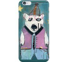 percy polar bear iPhone Case/Skin