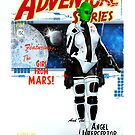 Adventure Stories the Girl From Mars by simonbreeze