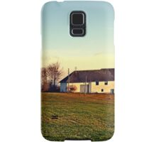 The serenity of countryside life | landscape photography Samsung Galaxy Case/Skin
