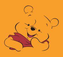 Winnie the Pooh by Naule