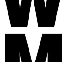 PWR BMB BLACK Sticker