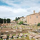 Roman Era by lorenzoviolone