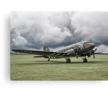 C-47A Skytrain Canvas Print