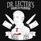 Dr Lecters World Famous MEAT PIES by captain-habit