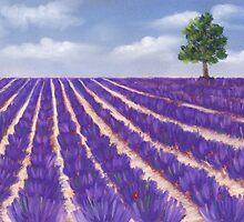 Lavender Season by Anastasiya Malakhova