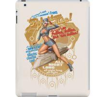Fhloston Paradise iPad Case/Skin
