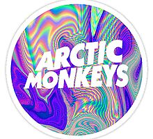 Arctic Monkeys Oil Spill by thecrazeclub