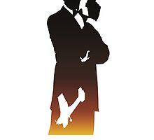 James Bond 007 Goldeneye Minimalist by dylanwest2010