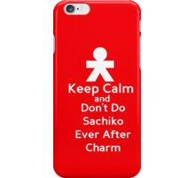 Sachiko Ever After Charm iPhone Case/Skin