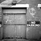 No Parking, Floodgate Street, Birmingham by Matthew Walters