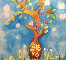 Love me, Love my tree by Monica Batiste