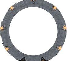 The Stargate by Little Ripples Neverendingimagination