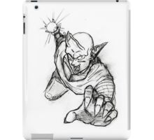 The Namekian Sketch iPad Case/Skin
