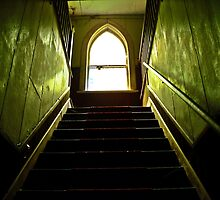 Climb To The Light by Paul Lubaczewski