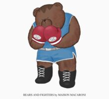 BEARS and FIGHTERS - Balrog by MAISON-MACARONI