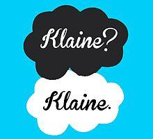 Klaine? Klaine by Jboo88