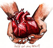 Hold on My Heart by LemonGrinder