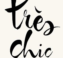 Très Chic by TheLoveShop