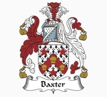Baxter Coat of Arms / Baxter Family Crest by ScotlandForever