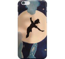 Peter Pan's Flight iPhone Case/Skin