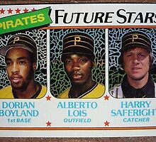 026 - Pirates Future Stars by Foob's Baseball Cards