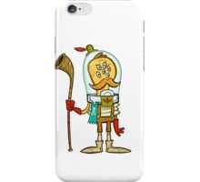 Alphorn Champion 1908 iPhone Case/Skin