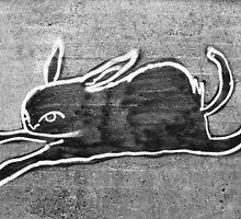Blackjack Rabbit © by Ethna Gillespie