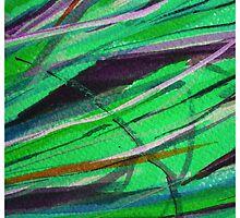 Abstract 1 Digitally Enhanced 4  by Heatherian by Heatherian