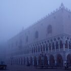The Doges Palace by Rémi Bridot