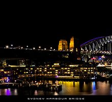 Sydney Harbour Bridge by David Lam