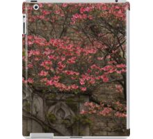 Pink Spring - Dogwood Filigree and Lace iPad Case/Skin