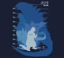 Monster Evolution Blue by Saintsecond
