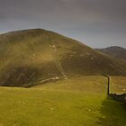 Slieve Donard From Slieve Commedagh by Adrian McGlynn