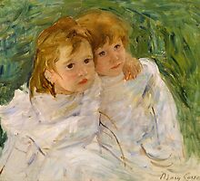 The Sisters by Bridgeman Art Library