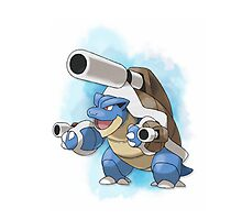 Mega Evolution Blastoise by warriorhel3