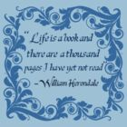 Life is a book... -William Herondale by LovelyOwls
