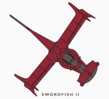 Cowboy Bebop - Swordfish II Kids Clothes