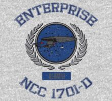 Enterprise D Alumni by Michael Bourgeois