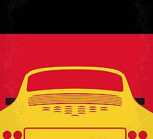 No316 My URBAN OUTLAW minimal movie poster by Chungkong