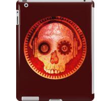 Steamed Skull iPad Case/Skin