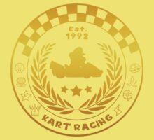 Kart Racing Kids Clothes