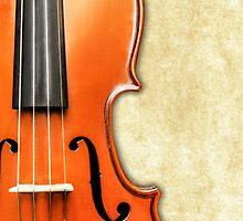 Vintage Violin by MMPhotographyUK