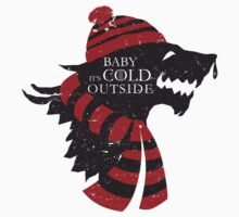 Baby, it's cold outside Kids Clothes