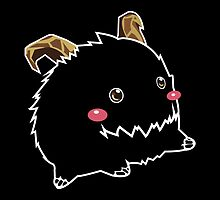 LoL - Poro by Cafer Korkmaz