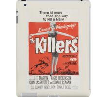 The Killers iPad Case/Skin