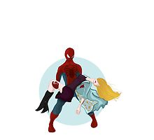 The Amazing Spider Man - The Night Gwen Stacy Died  by remileroy