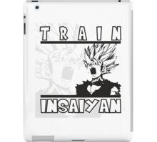 Train Insaiyan - Teen Gohan iPad Case/Skin