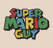 Super Mario Guy by tdx00