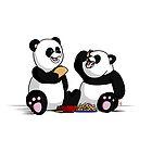 Taco Pandas by mikaelaK