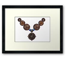 Is that an Amulet of Mara? Framed Print